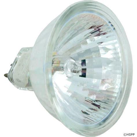 light bulb halogen bi pin 50w 12v mr16exn