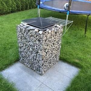 gabionen grill 600x800x600 quadratisch in rangendingen With französischer balkon mit grill garten