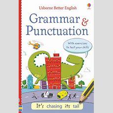 """""""grammar And Punctuation"""" At Usborne Children's Books"""