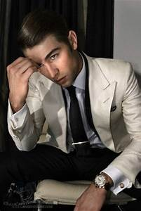 Chace Crawford - Tony Duran Photoshoot - Jenny and Nate ...