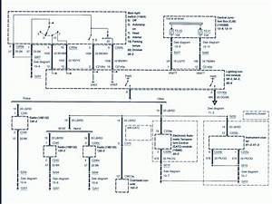 Wiring Diagrams For 1989 Ford Crown Victoria