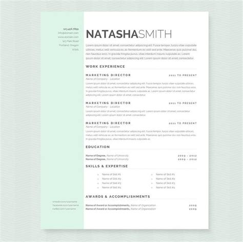 11187 creative marketing resume templates pastel dreams marketing resume cover letter references