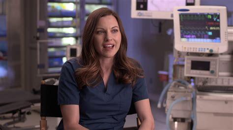The Night Shift Season Four Jill Flint Youtube