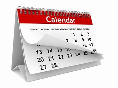 Calendar Transparent Several Month