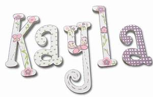 Free coloring pages of kayla in bubble letters