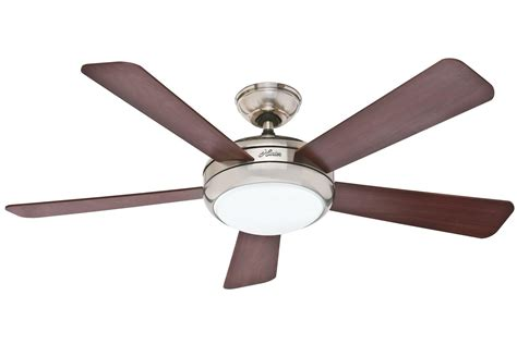 Hunter Palermo 2018 Ceiling Fan Hu 59049 In Brushed Nickel