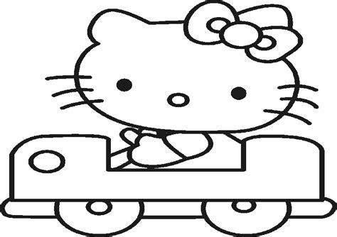 Malvorlagen-ausmalbilder, Hello Kitty 22