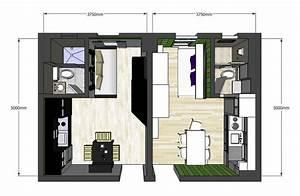 Appartamento 20 mq: idee arredo