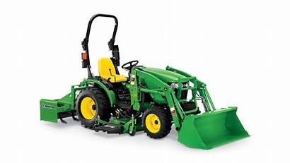 Deere Tractor Compact Utility 2025r John Tractors