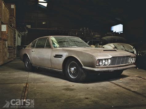 1968 Aston Martin Dbs In A Barn In Jersey For 30 Years Up