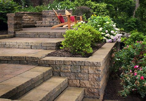 Landscaping Ideas For Small Sloping Backyards by Landscaping Ideas For Hillside Backyard Slope Solutions
