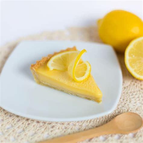 cuisine rapide sans four recette tarte au citron sans lactose facile rapide