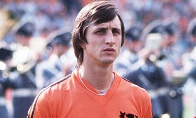Johan cruijff on the day of his dutch national debut, september 7, 1966 in a european qualifying competition against hungary. Visser: 'Eigen artikel Johan Cruijff in Auteurswet ...