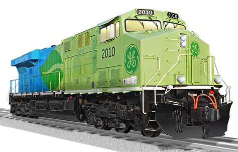 GE LEGACY Evolution Hybrid Diesel #2010