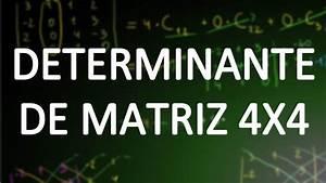 Determinante Berechnen 4x4 : exemplo determinante 4x4 doovi ~ Themetempest.com Abrechnung