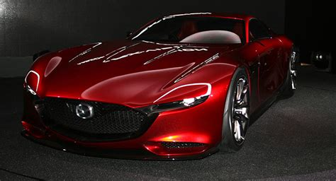Mazda Gets Our Rotaries Spinning With Rx-vision Concept