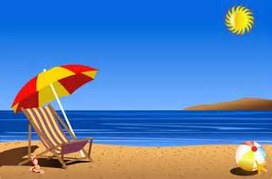 Italian language quiz la spiaggia beach easy learn