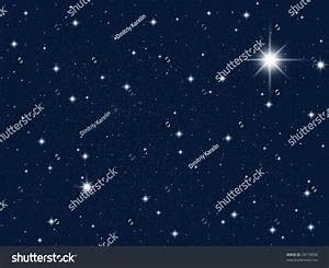 Space And Astronomy. A Congestion Of Stars Stock Photo ...