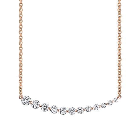 Graduated Diamond Necklace  Anita Ko. Cluster Pendant. Vvs Rings. Kay Jewelers Stud Earrings. Dainty 14k Gold Bracelet. 18 Carat Gold Jewellery. Large Silver Bracelet. Tie Bracelet. Screwdriver Bracelet