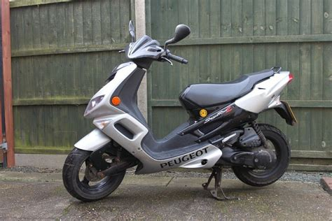 Peugeot Speedfight 2 by Peugeot Speedfight 2 50cc Unrestricted 2001 In Rushmere