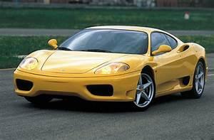 Ferrari 360 Modena 1999 Parts Specs