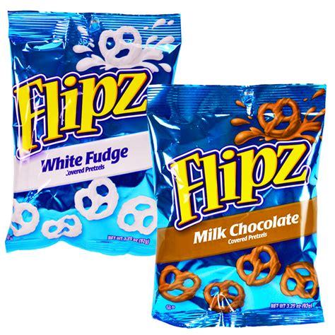 flipz pretzels bulk case