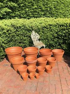 Large, Range, Of, New, Simple, Clay, Pots