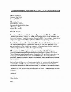 Employment cover letter template wondercover letter for Open cover letter for employment