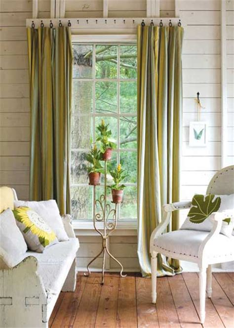 home dzine home decor and easy window treatments