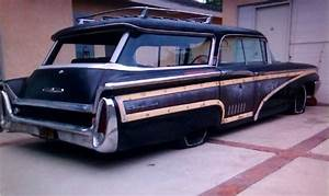 1960 Mercury Comet Woody Wagon  Com Imagens