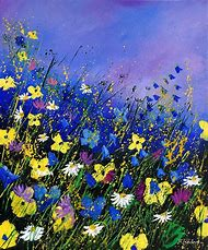Painting Wild Flowers