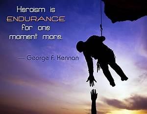 40 Amazing Quot... Endurance Quotes