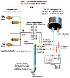 Flasher Wiring Diagram 12v  U2013 Volovets Info