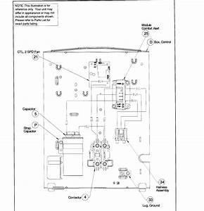 Icp Cxa624gka100 Central Air Conditioner Parts
