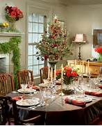 Remarkable Decorating Party Design Dining Table Decoration Ideas 37 Stunning Christmas Dining Room D Cor Ideas DigsDigs
