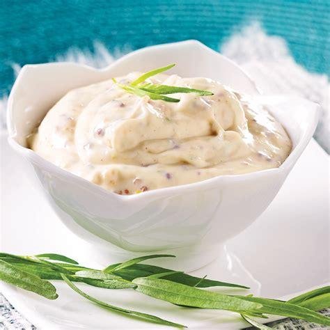 estragon cuisine sauce à fondue dijonnaise à l 39 estragon recettes