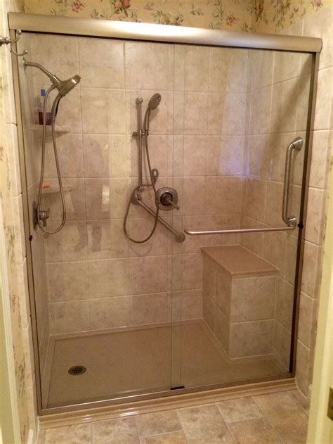 Dusche Mit Bank by 28 Best Images About Walk In Shower With Bench Seat On