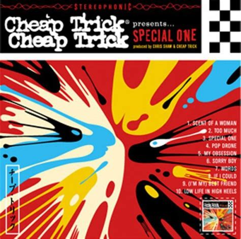 Cheap Trick One On One  wwwpixsharkcom Images