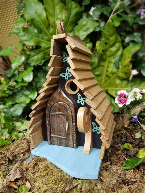 enchanting fairy tale bird houses
