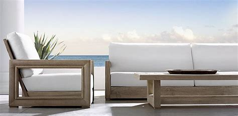 costa collection weathered teak outdoor furniture cg