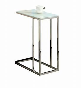Table D Appoint Metal : table d 39 appoint monarch specialties en m tal chrom walmart canada ~ Teatrodelosmanantiales.com Idées de Décoration