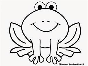Mewarnai Gambar Kepiting Lucu Untuk Anak Paud Dan Tk