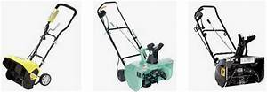 Top 10 Best Electric Snow Blower Under  100   200   300 Of