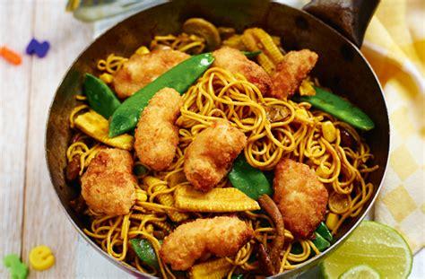 singapore noodles recipe goodtoknow