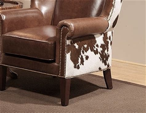 Cowhide Seat by 1000 Images About Cowhide Chairs On
