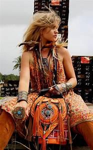 Mode Hippie Chic : mode hippie chic femme ~ Voncanada.com Idées de Décoration