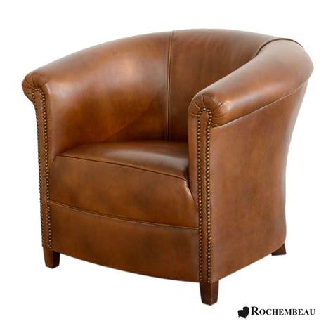 canape cuir fabrication fauteuil brighton fauteuil crapaud tonneau en