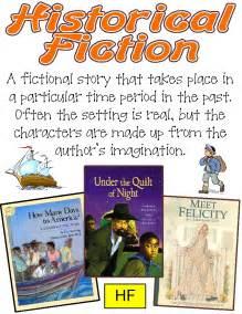 Genre Historical Fiction Books