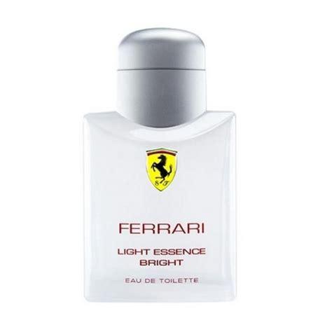 Scopri ferrari scuderia ferrari black. Ferrari Profumo Uomo Eau De Toilette Light Essence Bright ...