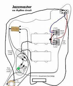 Fender Jazzmaster Wiring Schematic